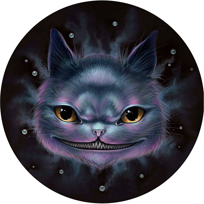 Mab Graves - The Cheshire Cat