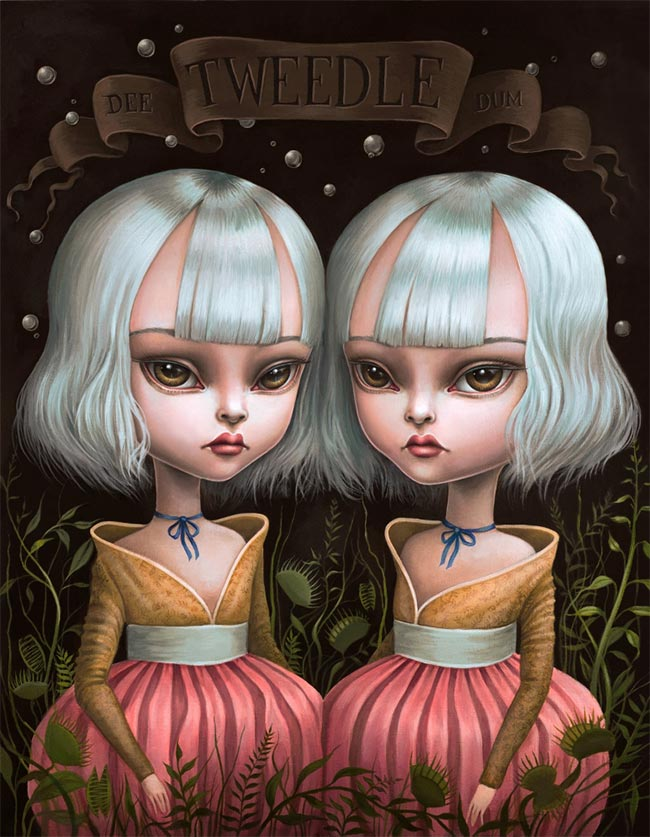 Mab Graves - The Tweedles