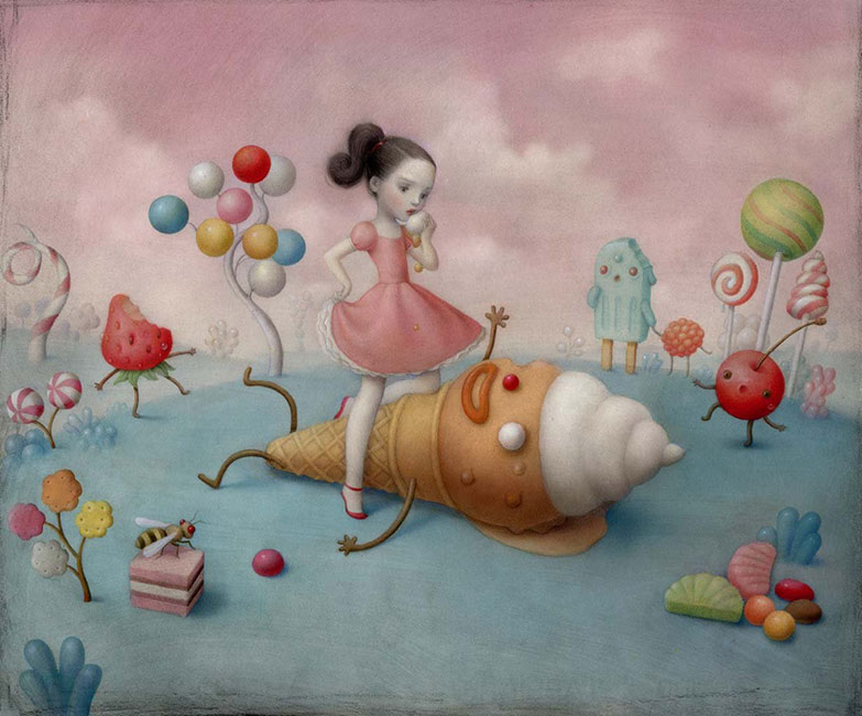 Nicoletta Ceccoli - Consumed by You