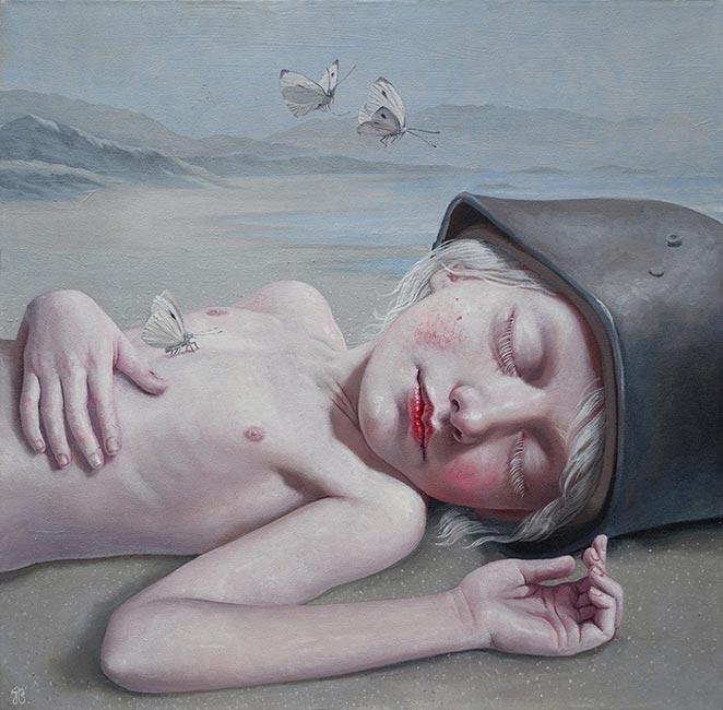 Jana Brike - Dreaming Soldier
