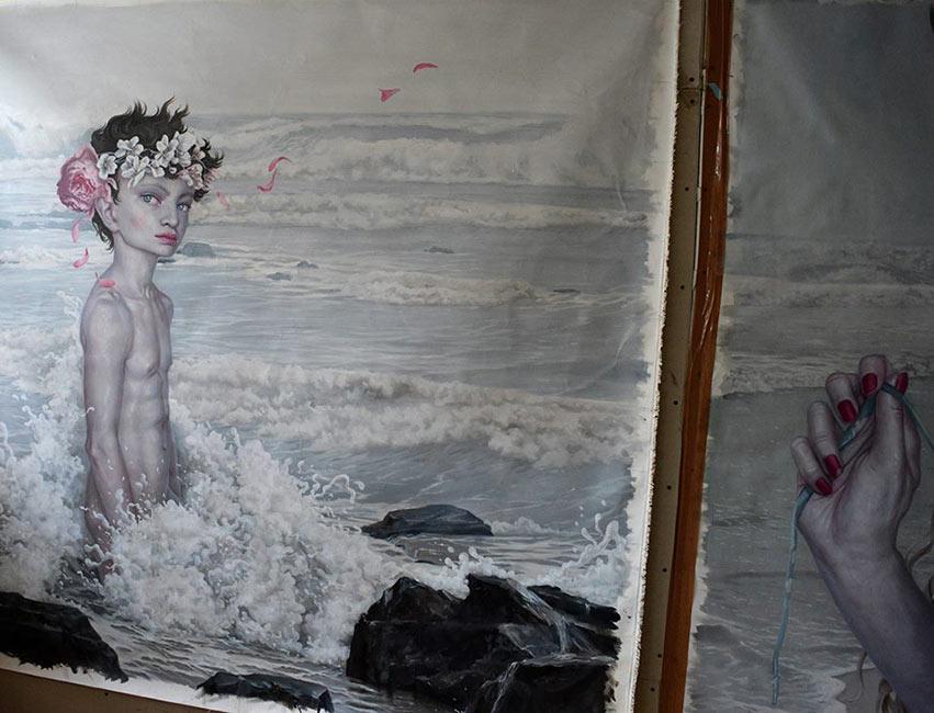 Jana Brike - New Works in Progress