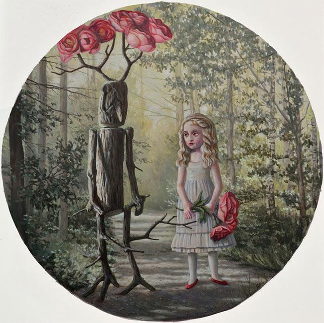 Jana Brike - Self Made Friend of Maria