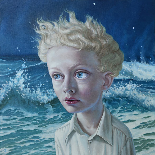 Jana Brike - The Boy with the Cold Hands