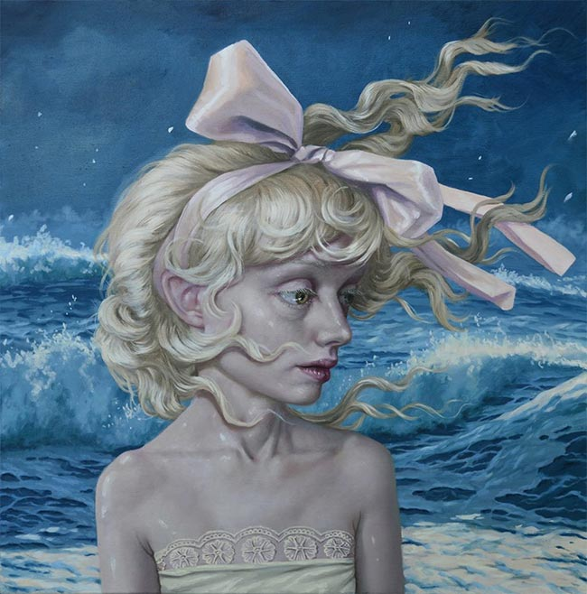 Jana Brike - The Maiden and the Gale