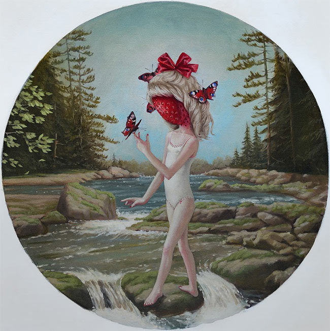 Jana Brike - The Wild Strawberry