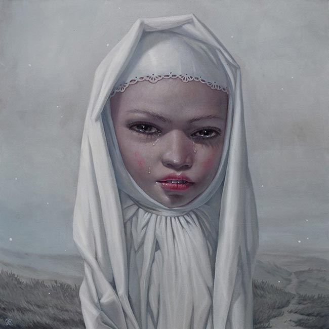 Jana Brike - Virgin in the Mist