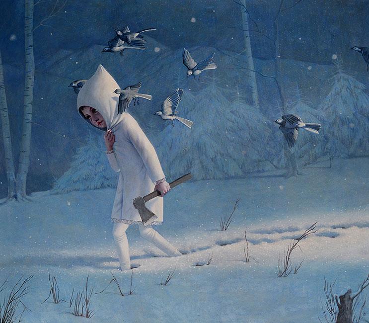 Jana Brike - Woodsman