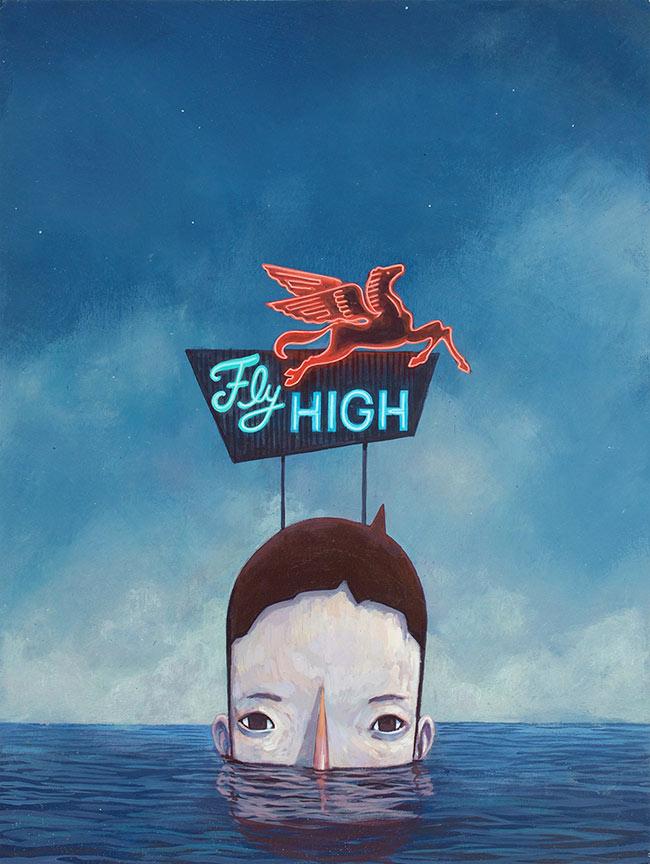 Yoskay Yamamoto - Fly High
