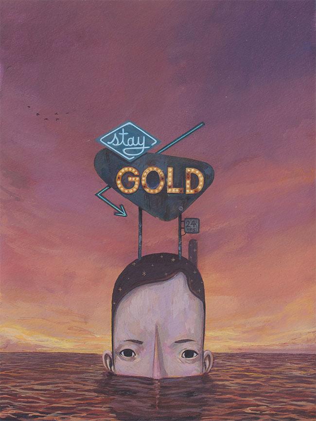Yoskay Yamamoto - Stay Gold