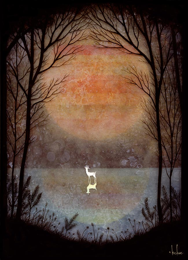 Andy Kehoe - A Placid Pause