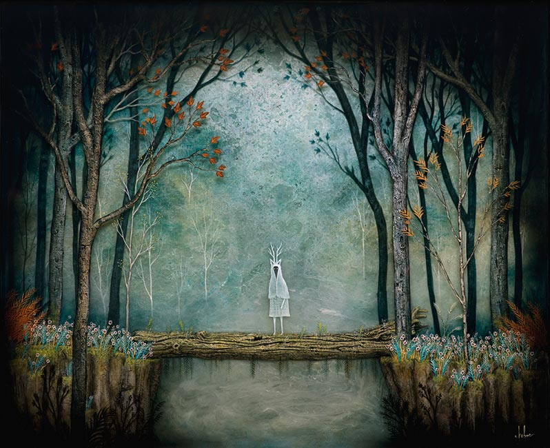 Andy Kehoe - Appearance of a Sylvan Specter