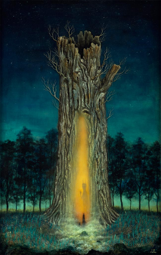 Andy Kehoe - Approaching the Watcher of the Veil