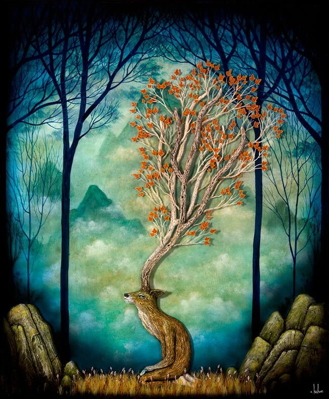 Andy Kehoe - Bearer of Wonderment