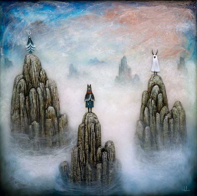 Andy Kehoe - Brothers of the Shrouded Peaks