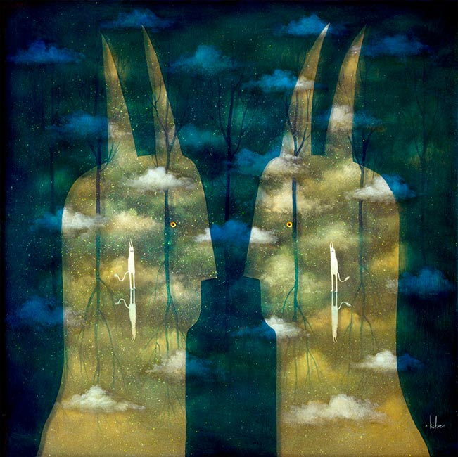 Andy Kehoe - Coalescing of the Myth Keepers