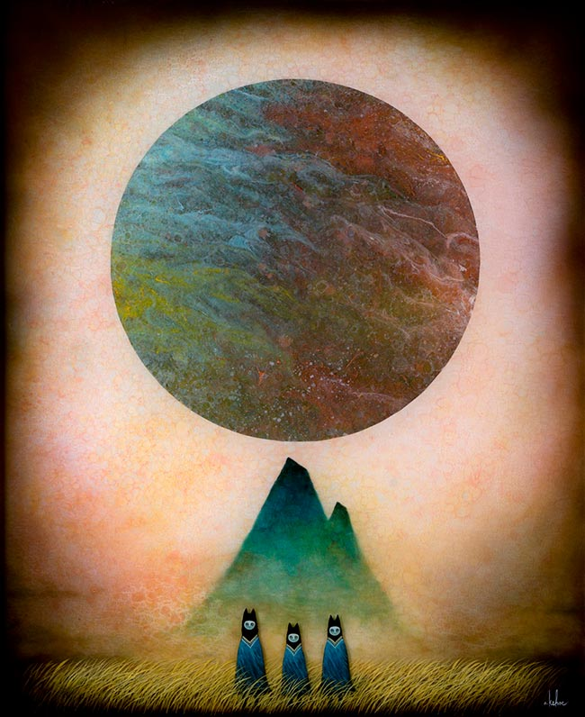 Andy Kehoe - Creatures of Synchronicity