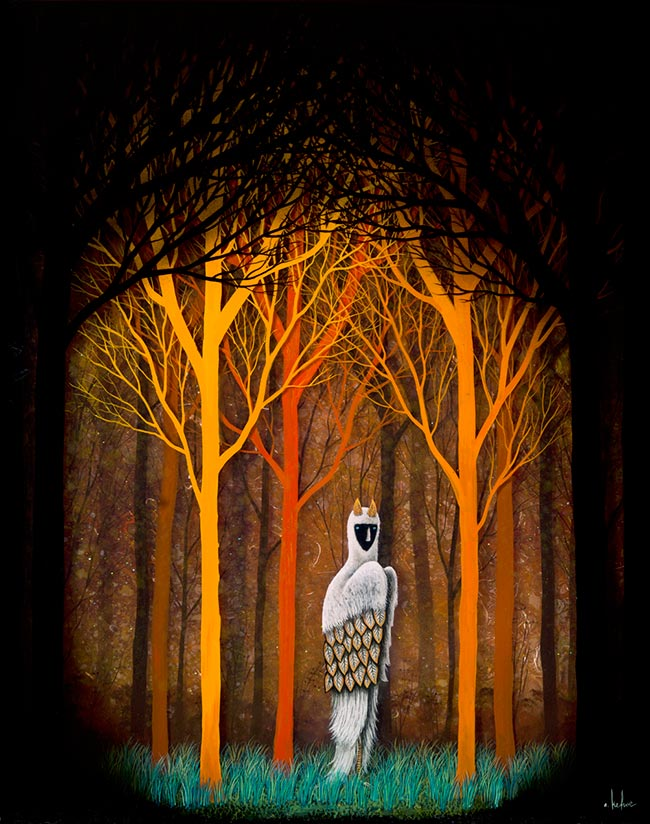 Andy Kehoe - Forest of Illumination