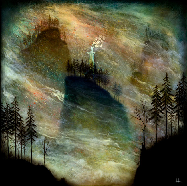 Andy Kehoe - Guardian of the Billowing Bluffs