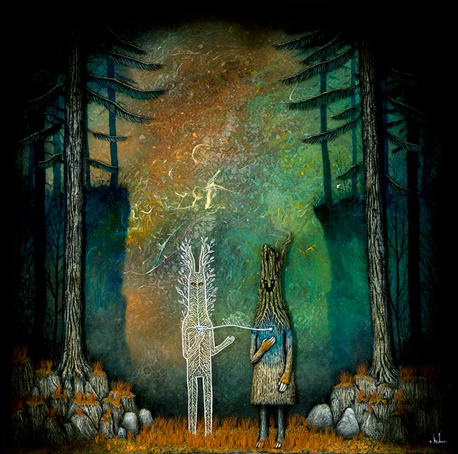 Andy Kehoe - Invoking the Heart of the Wild