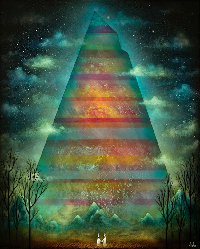 Andy Kehoe – At the Edge of an Unknown World – Artist Interview