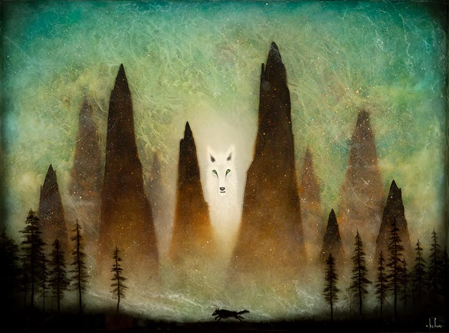 Andy Kehoe - Mother of the Lone Wolf