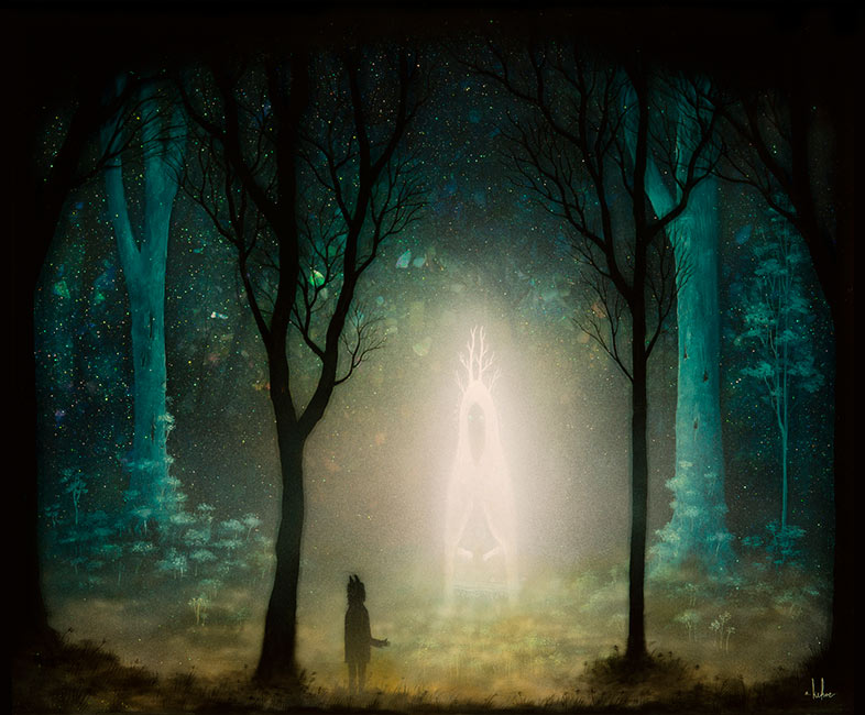 Andy Kehoe - Roamer of the Subterranean Forest
