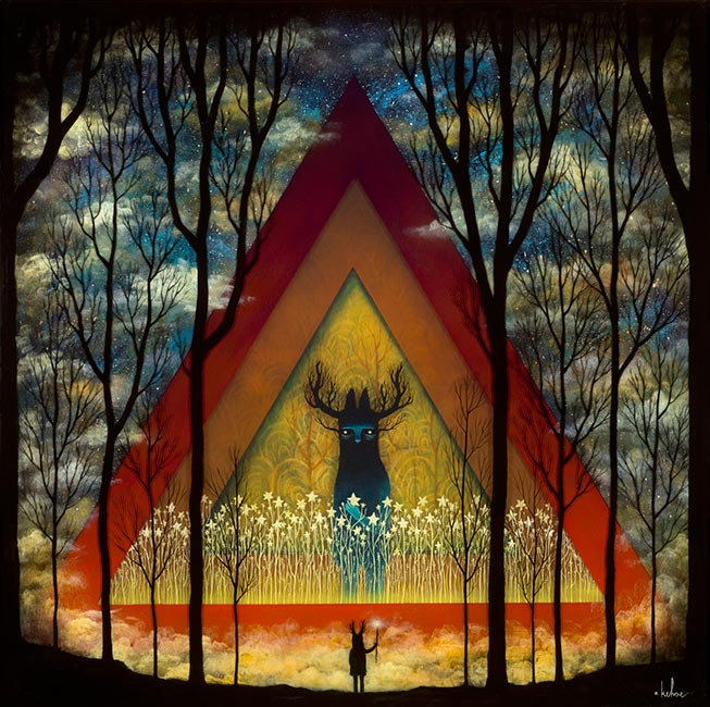 Andy Kehoe - Summoning the Dusken Wanderer
