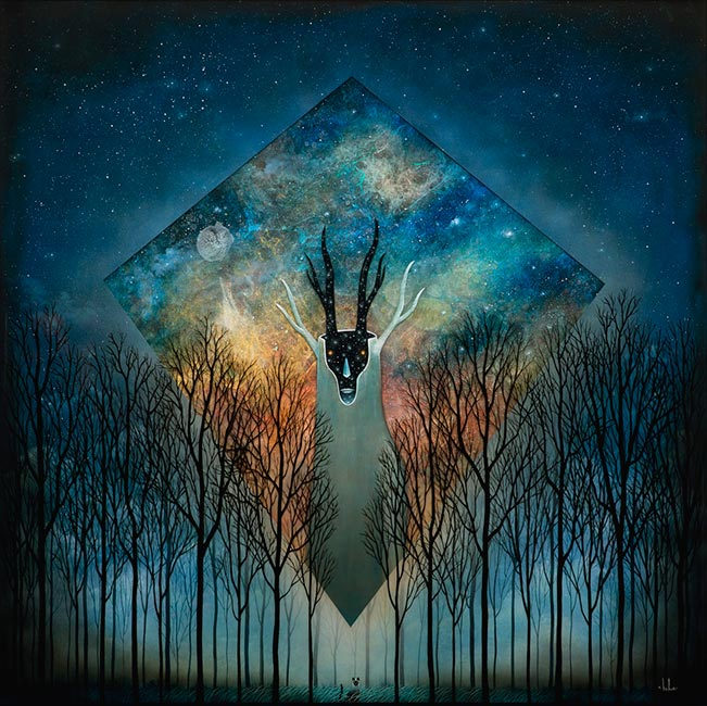 Andy Kehoe - Transdimensional Emissary
