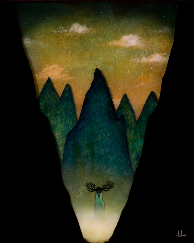 Andy Kehoe - Valley of the Ghoul