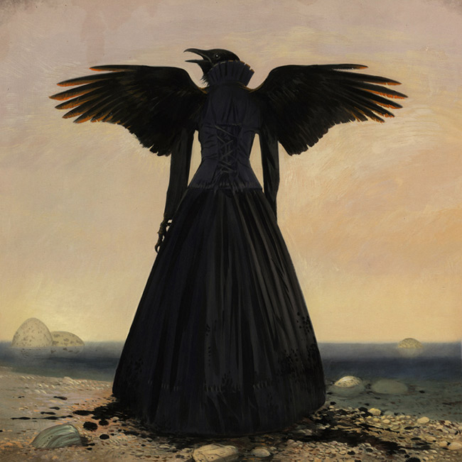 Bill Mayer - Death of Crows