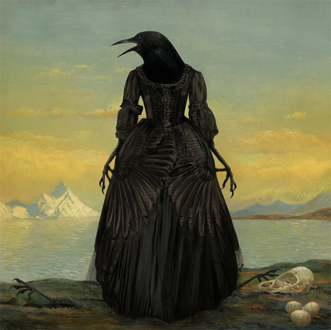 Bill Mayer - Mother of Crows