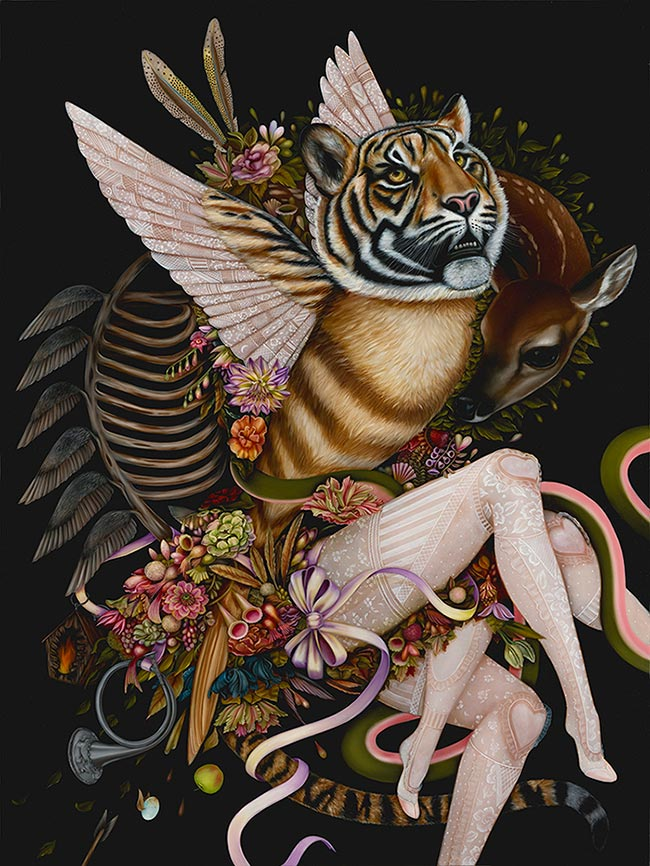 Jennybird Alcantara - A Sublime Escape