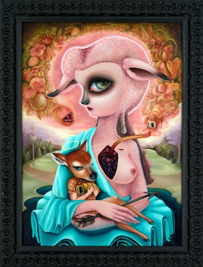 Jennybird Alcantara - Mary's Little Lamb