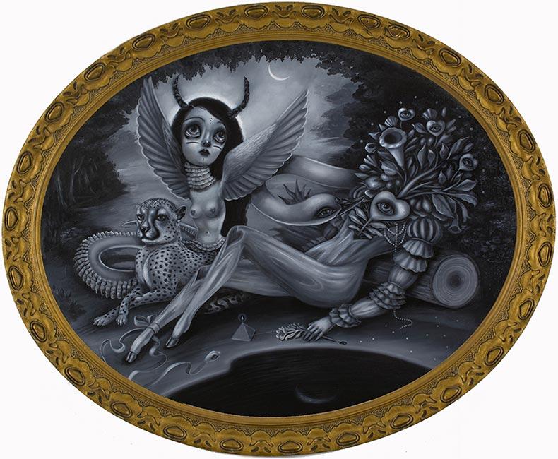 Jennybird Alcantara - Small Hours Incantation