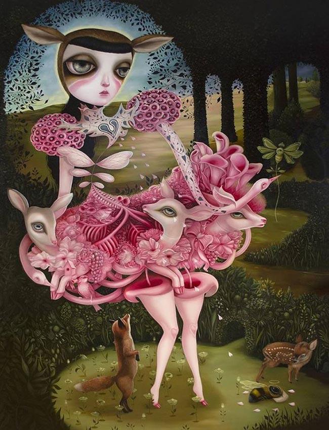 Jennybird Alcantara - The Curious Nature of Extraordinary Beings