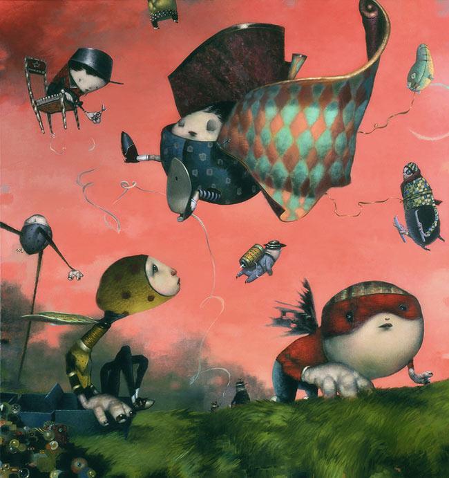 Joe Sorren - The Butterflies Constantine