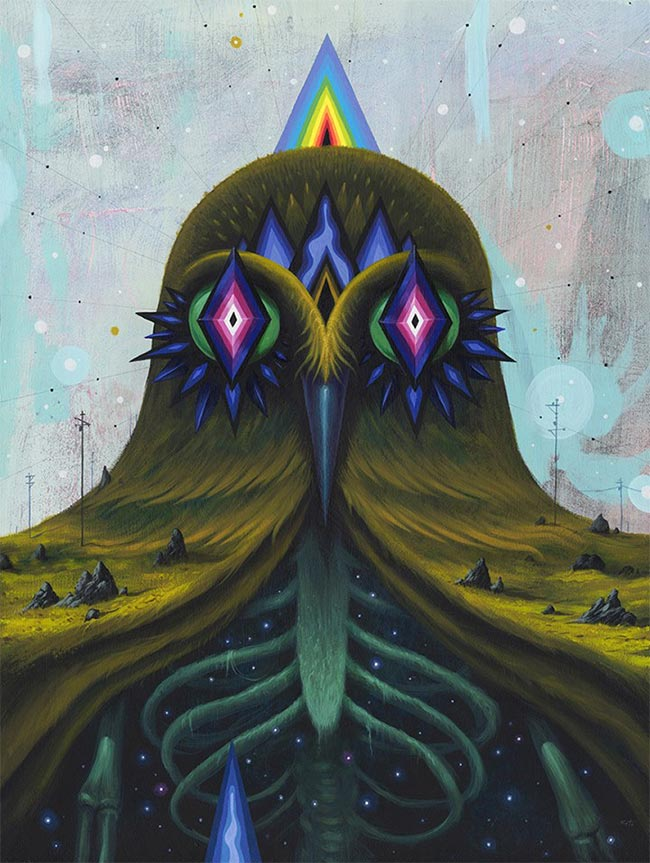 Jeff Soto - Earth Goddess