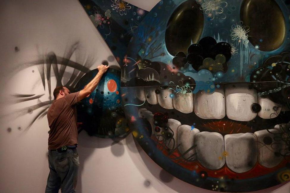 Jeff Soto - Jeff at Work