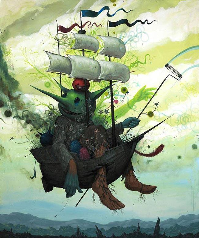 Jeff Soto - Last Voyage