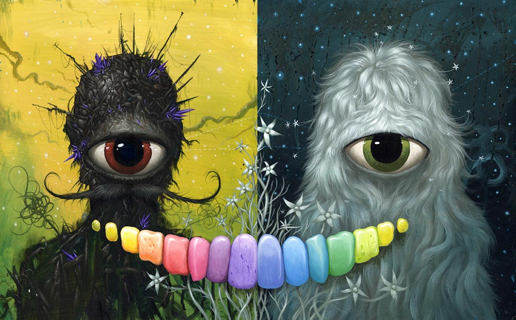 Jeff Soto - Mother and Father