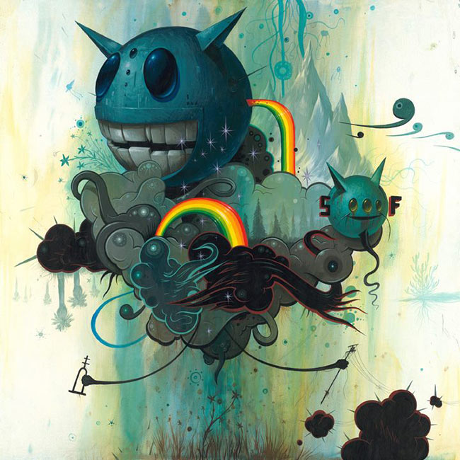 Jeff Soto - Thunderclouds