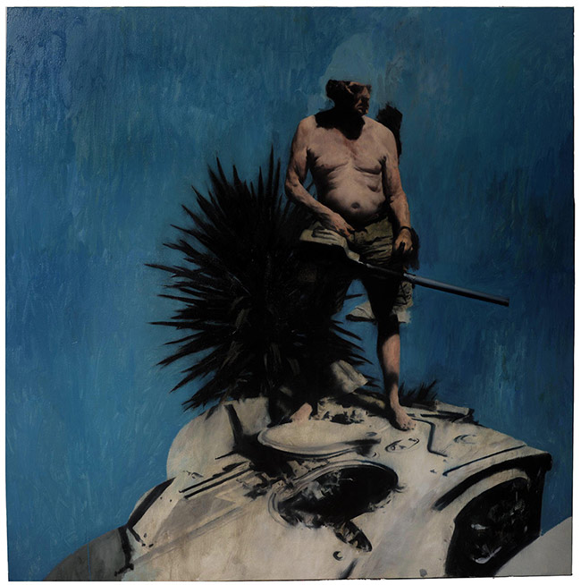 Phil Hale - Tank