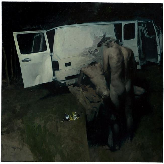 Phil Hale - Van