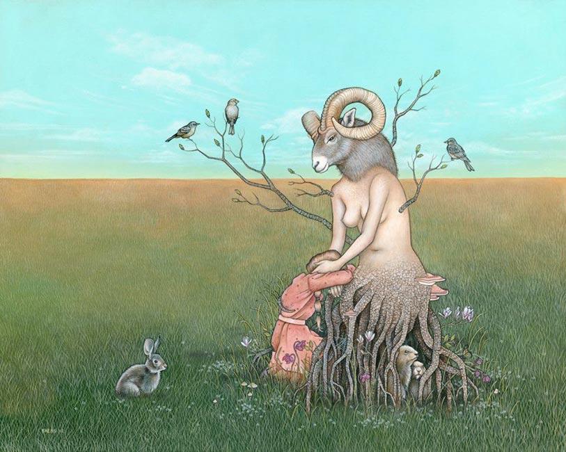 Tara Krebs - The Beginning is the End is the Beginning