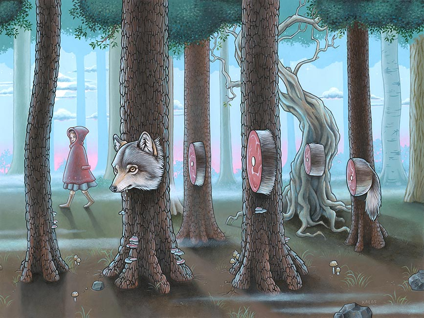 Tara Krebs - The Woods