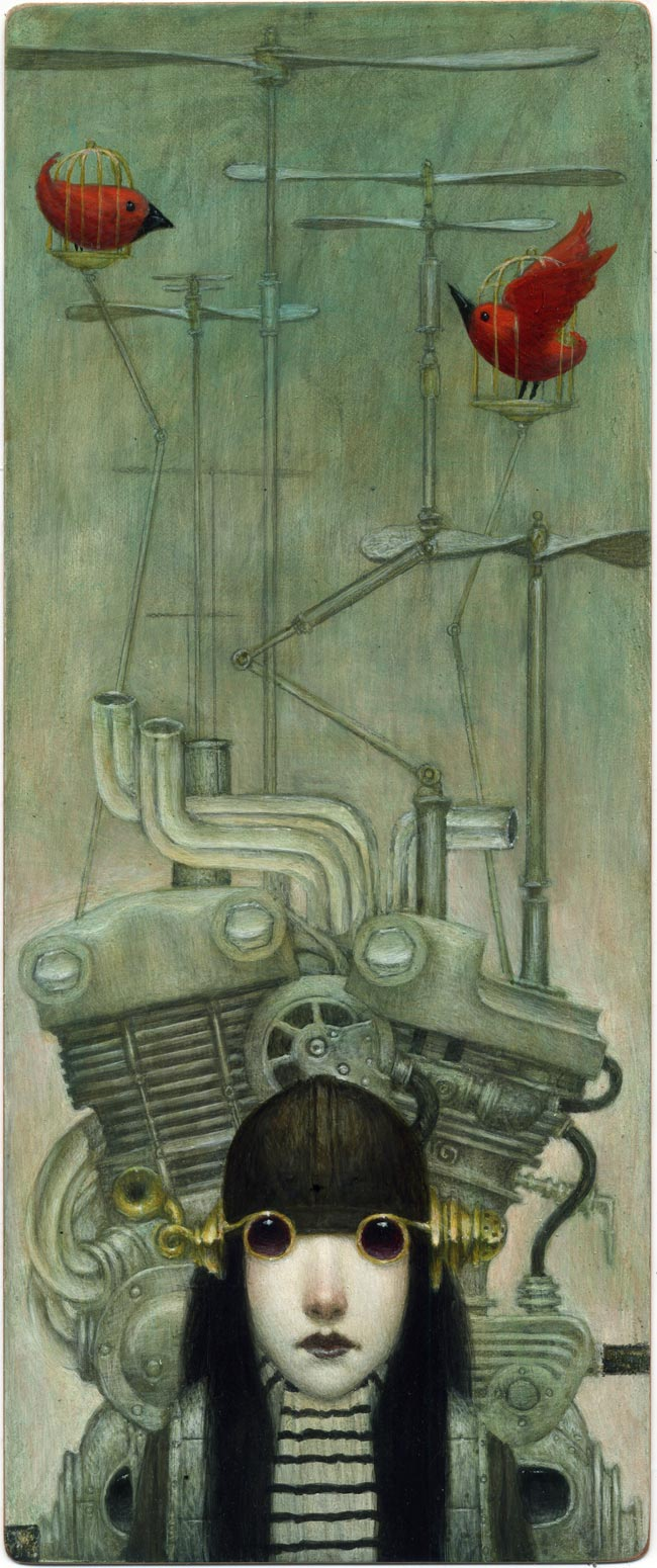 Bill Carman - Double Red Bird Turbo