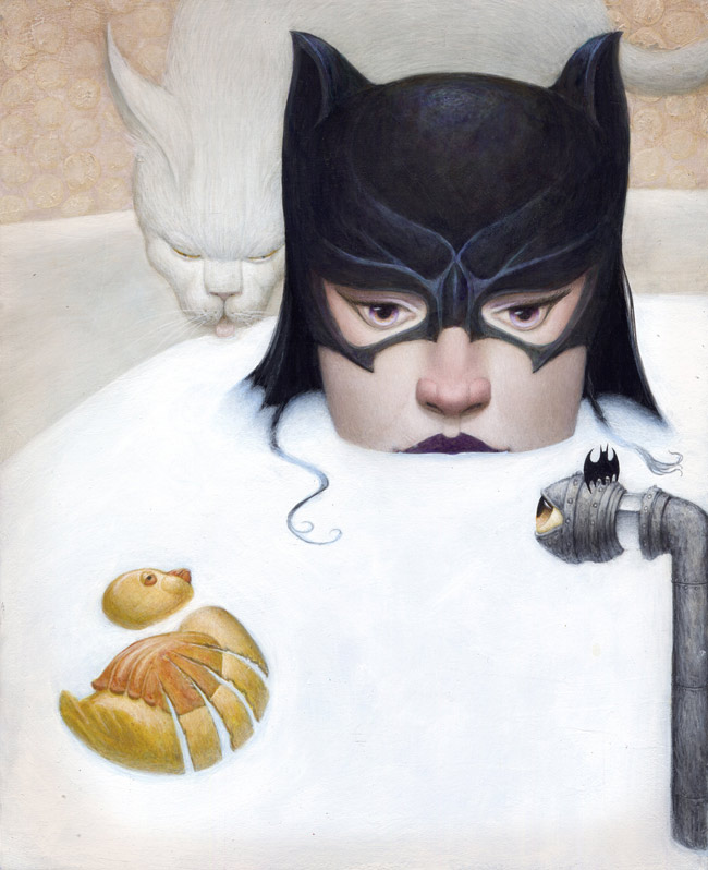 Bill Carman - Milk Bath