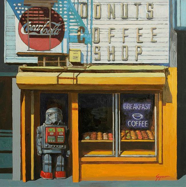 Eric Joyner - Donut Trooper