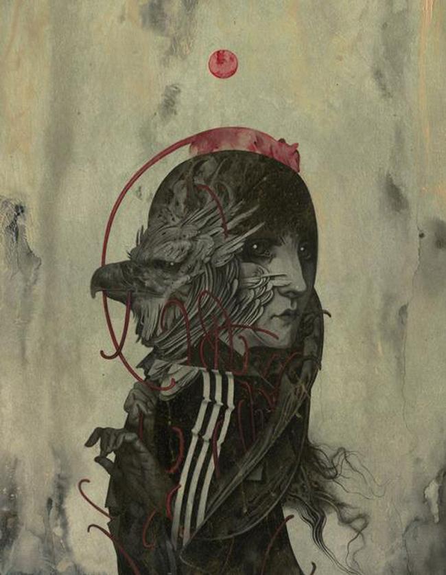 João Ruas – Spiritual Hunger – Artist Profile