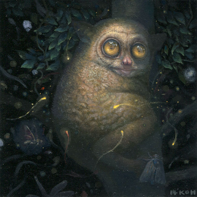 Kisung Koh - A Fuzzy Watcher